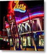 Zestos Metal Print by Corky Willis Atlanta Photography