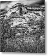Zion Landscape Metal Print