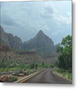 Zion National Park 1 Metal Print