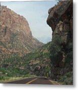 Zion National Park 4 Metal Print