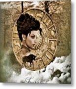 Zodiac Signs - Taurus Metal Print