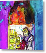 Zombie Dust By 3 Floyds Brewing Co.  Metal Print