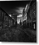 Zombieland The Fort William Starch Company Metal Print
