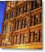 072 - Jax Building Metal Print