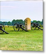 4th United States Artillery Metal Print