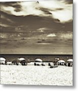 A Day On The Jersey Shore Metal Print