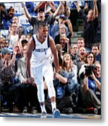 Atlanta Hawks V Dallas Mavericks Metal Print