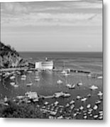 Avalon Harbor - Catalina Island, California Metal Print