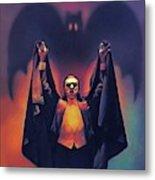 Bela Lugosi As Dracula Metal Print