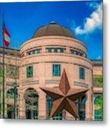 Bullock Texas State History Museum Metal Print