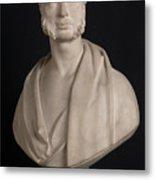 Bust Portrait Of Wynn Ellis Mp  Metal Print