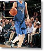 Chicago Bulls V Dallas Mavericks Metal Print