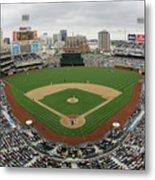 Chicago Cubs V San Diego Padres Metal Print