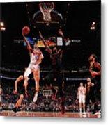 Cleveland Cavaliers V Phoenix Suns Metal Print