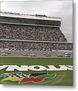 Daytona 500 Metal Print