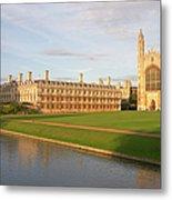 England, Cambridge, Cambridge Metal Print