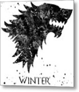 Game Of Thrones Metal Print