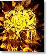 Ganesha4 Metal Print
