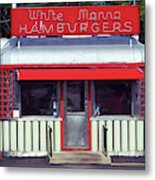 Hackensack, Nj -  Burger Joint 2018 #2 Metal Print