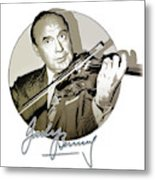 Jack Benny Metal Print