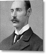 John Jacob Astor Iv Metal Print
