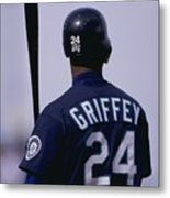 Ken Griffey Jr Metal Print
