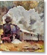 Kylltal Railway  Metal Print