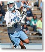 Lacrosse - Ncaa - Robert Morris Vs Metal Print