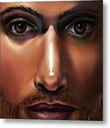 Lord Jesus Metal Print