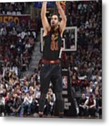 Milwaukee Bucks V Cleveland Cavaliers Metal Print