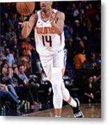Minnesota Timberwolves V Phoenix Suns Metal Print