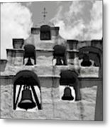 Mission Bells Metal Print