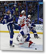 Montreal Canadiens V Tampa Bay Metal Print