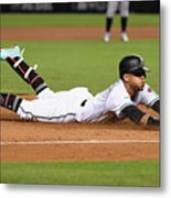 National League Wild Card Game - Metal Print