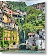 Nesso - Italy 1 Metal Print