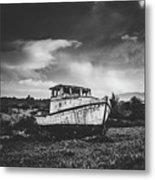 Old Edith Metal Print