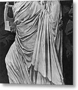 Orpheus And Eurydice Metal Print