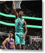 Phoenix Suns V Charlotte Hornets Metal Print