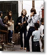 Photo Of Creedence Clearwater Revival Metal Print