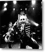 Photo Of My Chemical Romance Metal Print