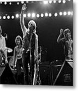 Photo Of Tom Petty & The Heartbreakers Metal Print