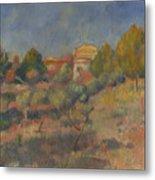 Pierre Auguste Renoir  Metal Print