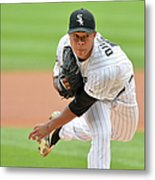 Seattle Mariners V Chicago White Sox Metal Print