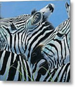 Serengeti Serenade Metal Print