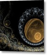 Somewhere In The Universe-2 Metal Print
