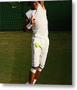 The Championships - Wimbledon 2008 Day Metal Print