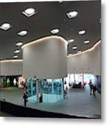 The New Art Center In Taiwan Metal Print