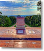 Tomb Of The Unknown Soldier Metal Print
