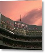 Toronto Blue Jays V Boston Red Sox Metal Print