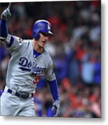 World Series - Los Angeles Dodgers V 1 Metal Print